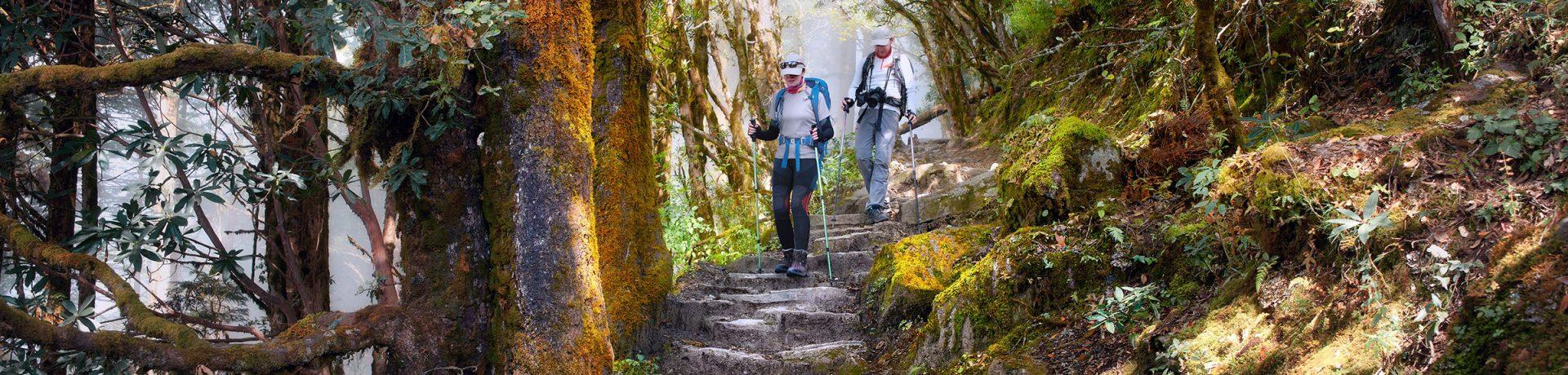 National Parks Treks