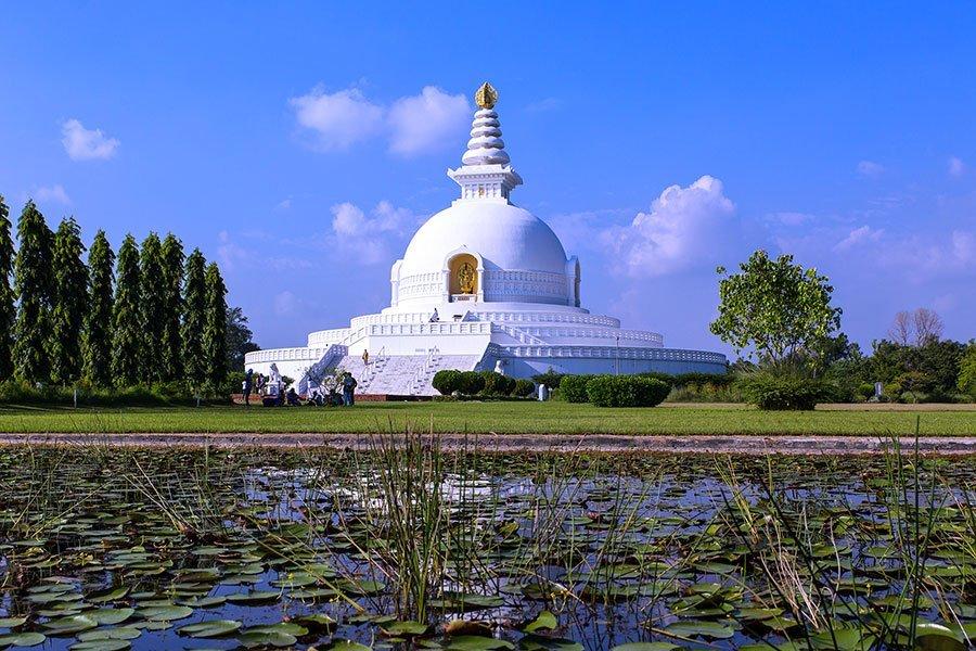 peace-pagoda-lumbini